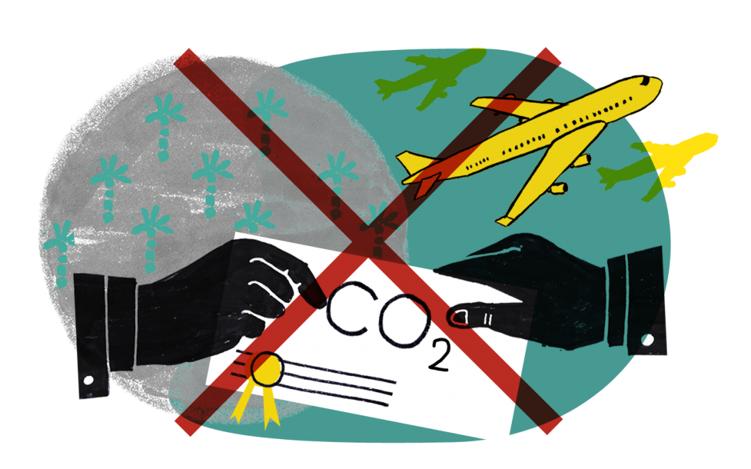 Emissions Offsetting: a Modern Sale of Indulgences
